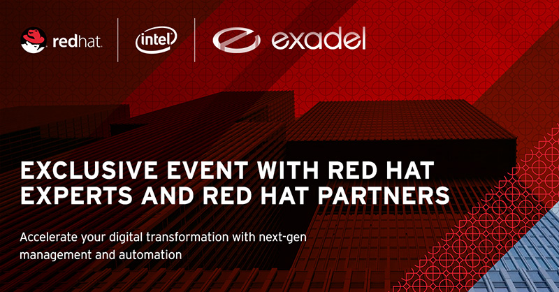 Exadel and Red Hat San Francisco Event