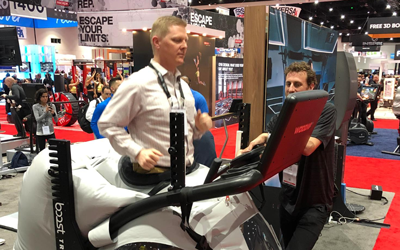 Health Tech Innovation at IHRSA 2019