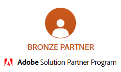 Adobe Solution Partner Bronze Badge
