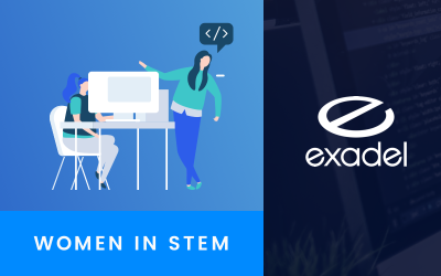 Women in STEM at Exadel: Mary Frances Czarsty, Senior UX/UI Designer