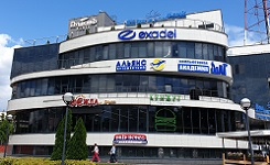 Gomel, Belarus Exadel Location