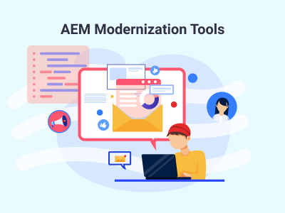 Using AEM Modernization Tools