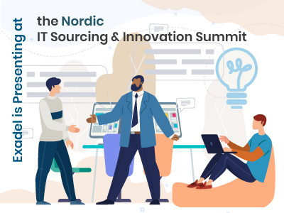 Exadel is Presenting at the Nordic IT Sourcing & Innovation Summit
