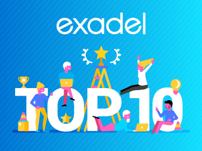 Exadel is one of the most Customer-Obsessed Companies of 2020