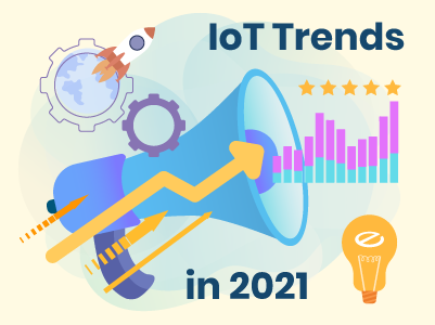 What IoT Trends Will Make an Impact in 2021?