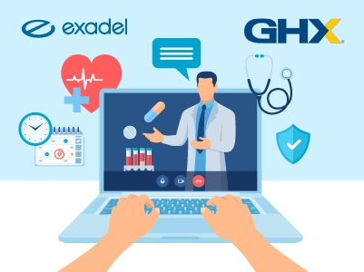 Exadel Provides Healthcare Software Development Services to GHX