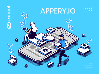 Appery.io Recognized in G2 Spring 2021 Grid Reports