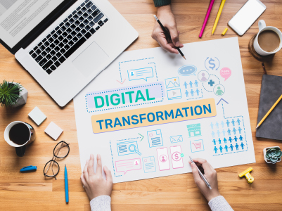 How Exadel Enables Digital Transformation